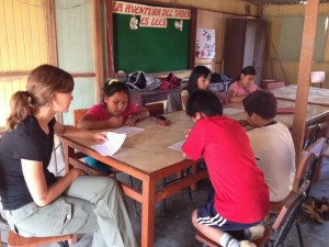 Supplemental Education in Peru