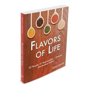 Flavors of Life - Jessica Lipowski
