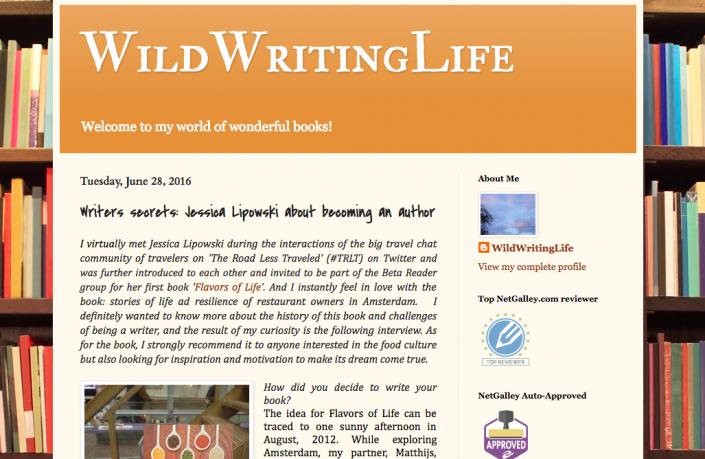 WildWritingLife