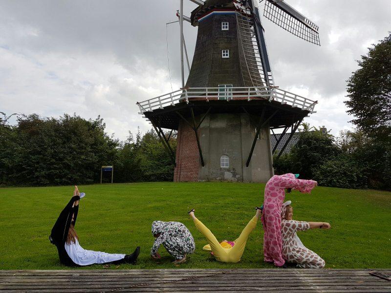 LoveWindmill